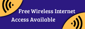 Free Wireless Internet